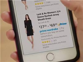 """进击的巨人,亚马逊推出""""亚马逊衣柜"""",进军时尚业"""