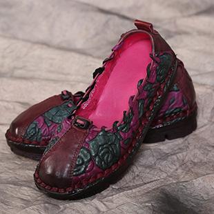 輕復古女鞋,簡單設計,異族風采
