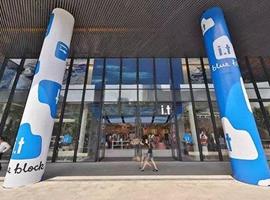 I.T blue block这个新的概念店是什么?