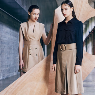 ANOTHER ONE高街风格品牌女装加盟  精致、知性、干练!