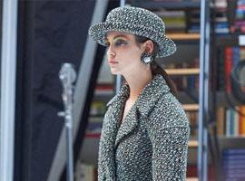 香奈儿(Chanel)2017秋冬高定时装秀上的巴黎风情
