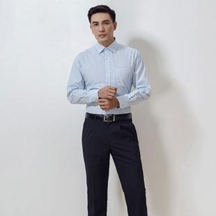 雅戈尔男装 高级服装品牌形象