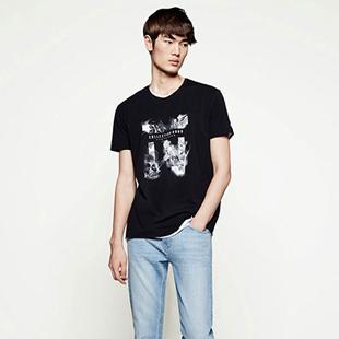 海澜之家男装品牌时尚健康之风。