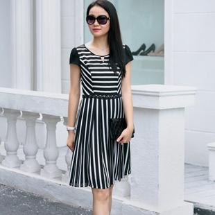 时尚优雅中淑风格女装加盟 迪丝爱尔为你打造一种令人着迷的性感