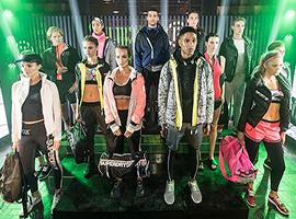 英国时尚品牌Superdry单开运动子品牌 男女装一起卖