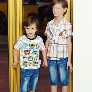 加盟杰米熊儿童生活馆!为孩子提供更舒适、安全的穿着体验