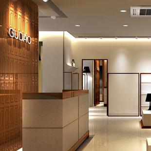 鼎盛装饰 专业从事专卖店设计与店铺装修