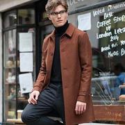 富绅男装:售楼西装穿得时髦的像男装周街拍的几个路子