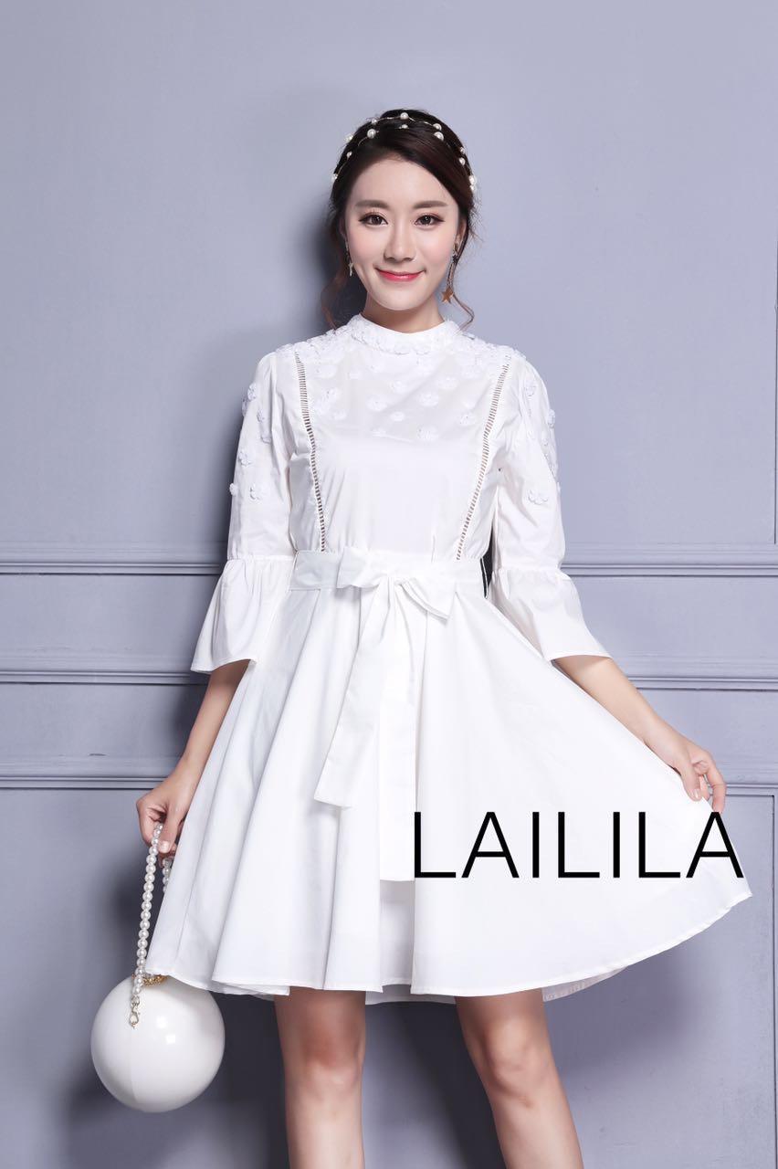 新款连衣裙一线品牌女装折扣批发女装库存尾货一手货源
