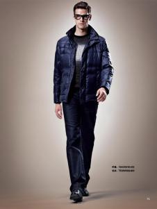 太子龙男装外套