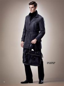 太子龙羊毛大衣