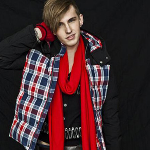 GXG男装招商 具有法国设计风格Gill和Green的年轻时尚男性品牌