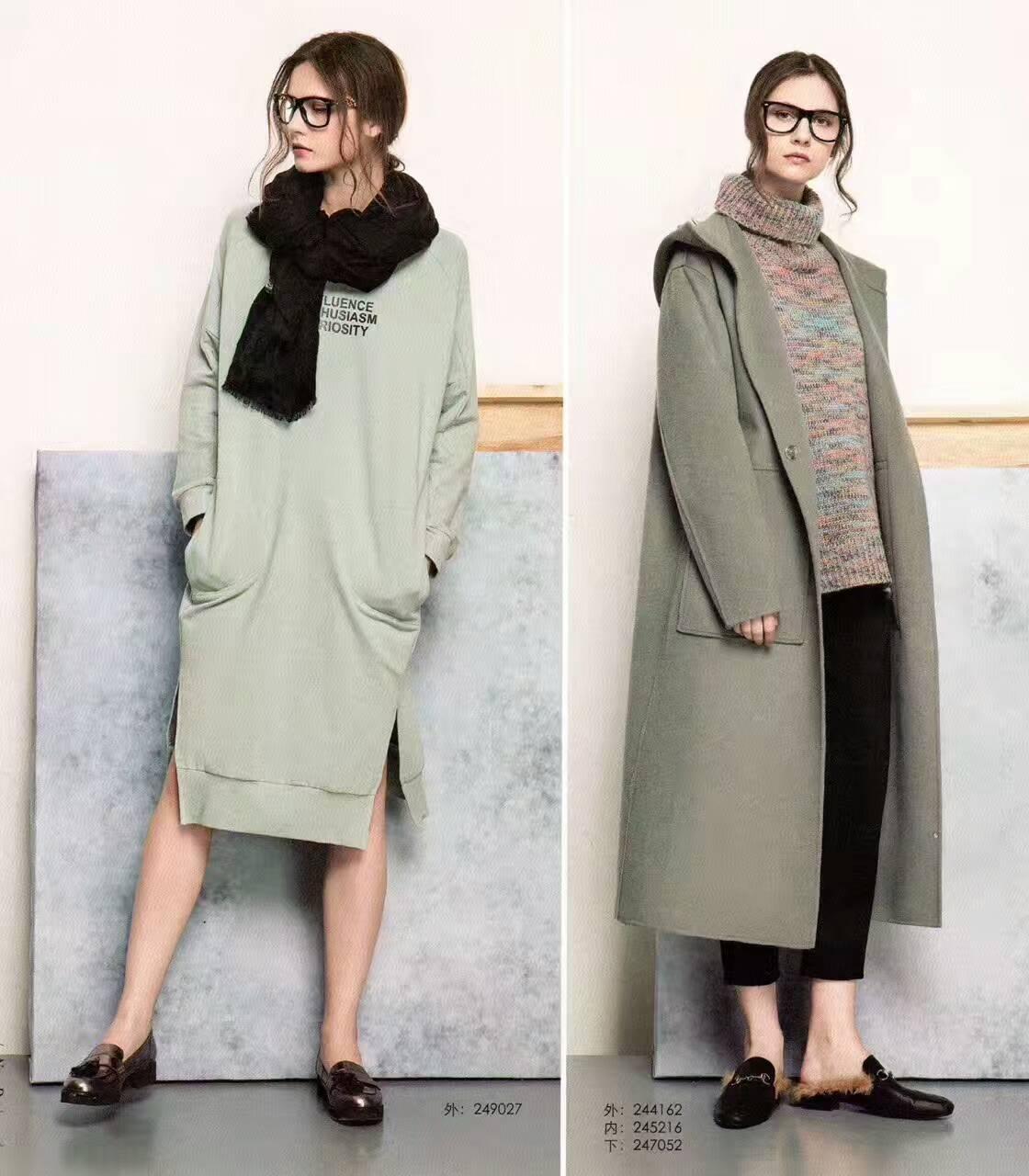 品牌折扣女装货源如何更好的选择,广州司合伊女装