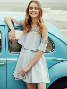 Three d 夏装连衣裙
