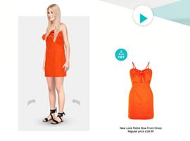 专为服装零售商提供虚拟试衣技术的Metail拿了B轮融资