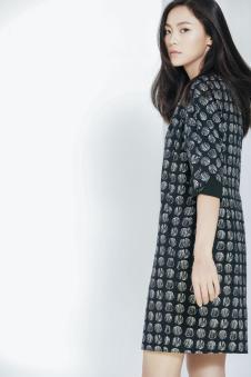 FUNIEA女装17年连衣裙