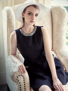 ANOTHER ONE女装17时尚小黑裙