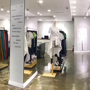 衣乐仓品牌集合店多品牌、多款式、大众价