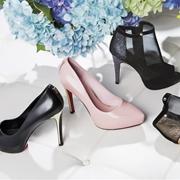 圣恩熙女鞋 女人的魅力在高跟鞋上