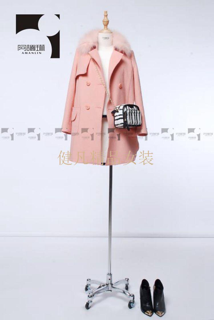 阿曼琳16年秋冬新款品牌女装库存折扣批发 厂家一手货源