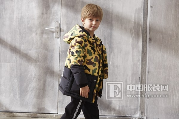 梦多多童装秋冬新品 给孩子多一度的温暖