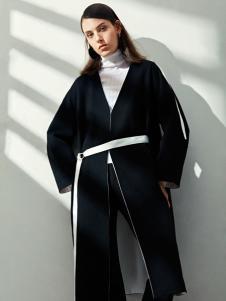 D2M女士黑色外套