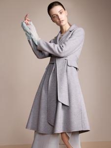 HON.B红贝缇17大气时尚大衣