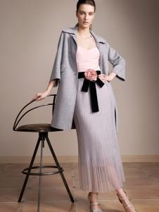 红贝缇17时尚新款唯美半裙