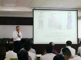 程伟雄:中国童装未来发展趋势与运营模式