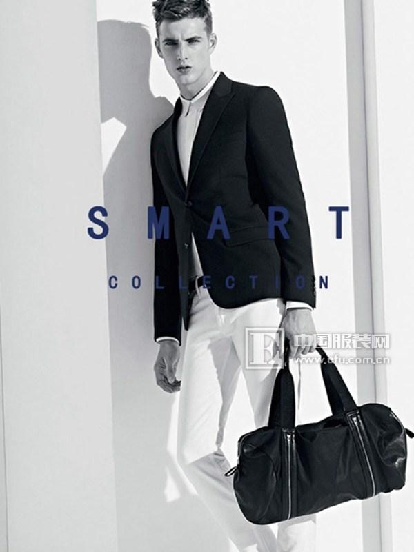 HS男装 打造的时尚男装魅力