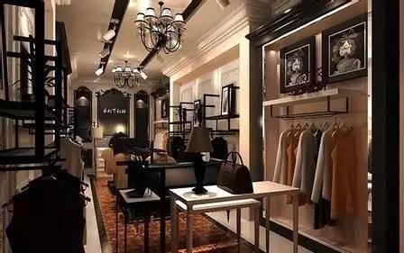 万通国际服装广场:服装店装修风格有哪些?
