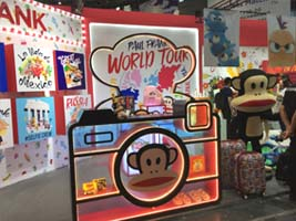 全球授权展·中国站启航 据说潮牌大IP都来了