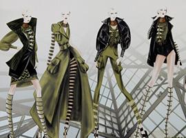 服装品牌和零售商把眼光逐步转向中国和印度市场
