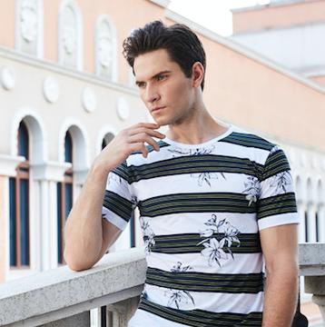 卡度尼欧美时尚男装  为男士打造不一样的休闲时光