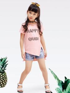 快乐丘比女童新品