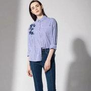 ...minette:我走过最显瘦的路 就是衬衫的套路
