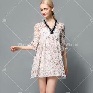 加盟快时尚依路佑妮女装款式更新快、一手货源 欢迎垂询考察!