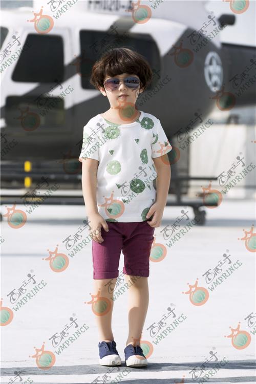 西瓜王子品牌童装为孩子的美好童年保驾护航