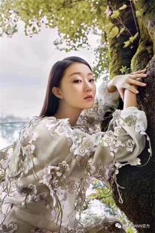 BELLO ANN2017绣花上衣