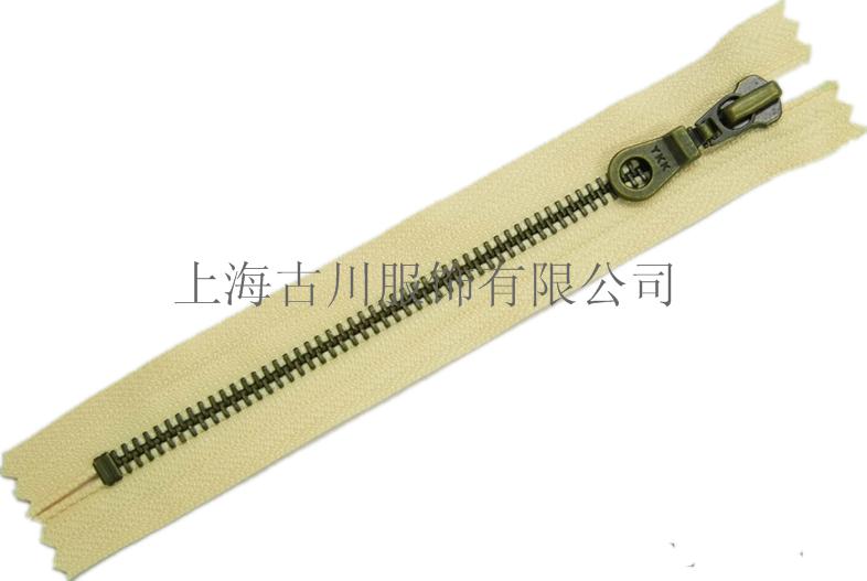 供应上海徐汇正品YKK拉链RC箱包码装拉链