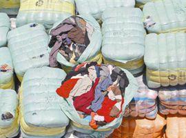 洋垃圾中旧服装利润达10倍 电商成其重要流通渠道