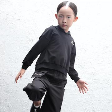 JOJO时尚童装新品  潮流炫酷的儿童时尚