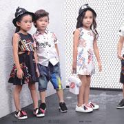 热烈祝贺中国服装网经销商俱乐部协助广东吕女士签约JOJO潮牌童装!