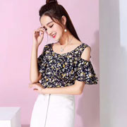 热烈祝贺快时尚品牌女装蓝缇儿进驻山西晋城百年城购物中心!