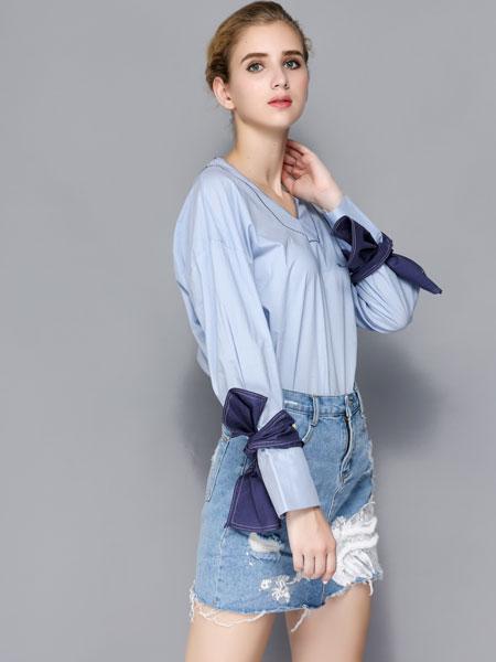 依路佑妮2017秋时尚新款