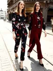 卡索女装时尚套装17新款