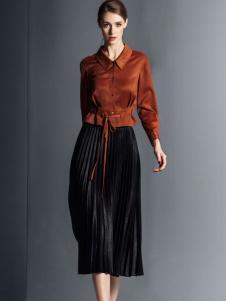卡索女装潮流新款半裙