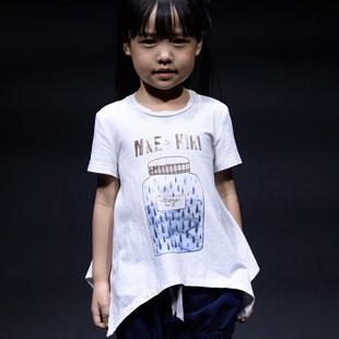 杭州原创设计师范潮牌童装品牌NNEKIKI火爆招商加盟中!