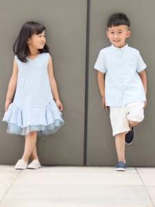 NNE&KIKI童装唯美时尚新款