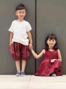 NNE&KIKI童装夏时尚新款